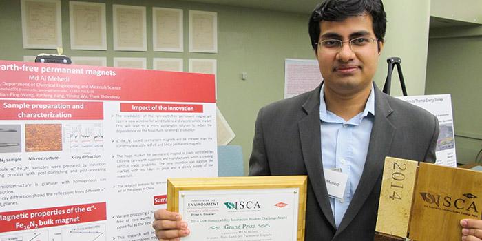 Dow SISCA winner 2014