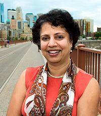 Portrait: Anu Ramaswami