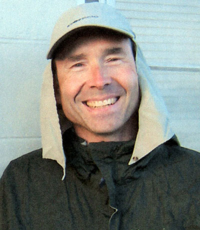 Portrait: Patrick Hamilton
