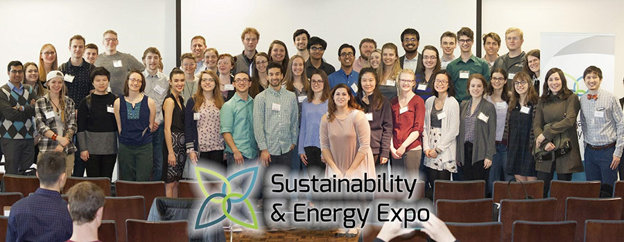 Sustainability and Energy Expo 2018 - Institute on the