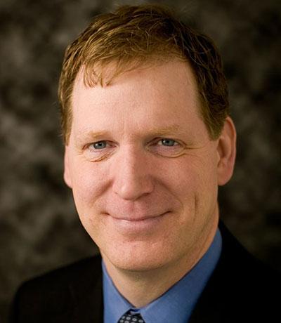 Portrait: Garth Hickle