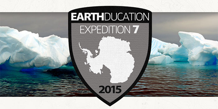 Earthducation Expedition 7 to Antarctica