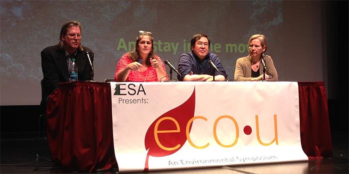 Eco-u 2015 Panelists
