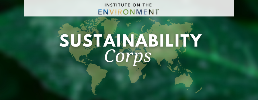 sustainability corps banner